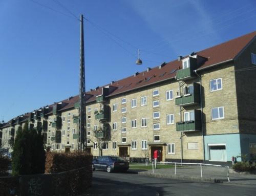 Boligforening Kligas i København SV fik monteret nye Decratage