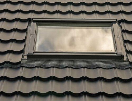 Velux vinduer monteret i Decratage