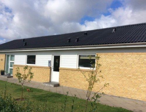 Villaen i Odense fik lavet en tagrenovering på det ældre eternittag