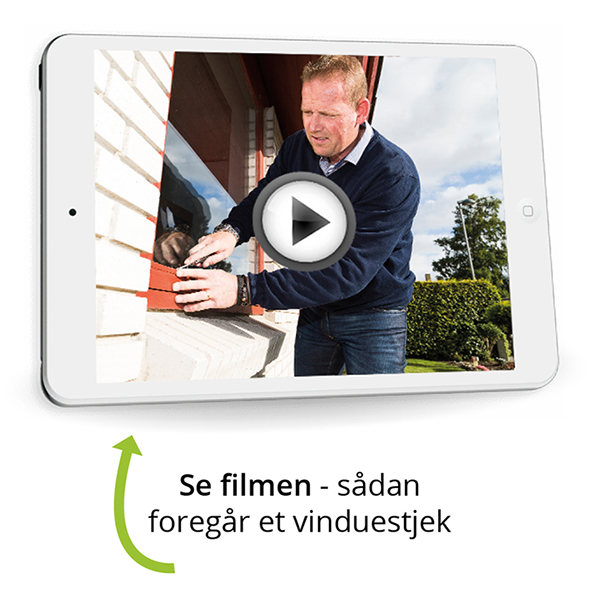 Gratis tjek af vinduer og døre » Jydsk Tagteknik