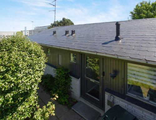 Renovering af Skifer Eternit på hus i Brøndby