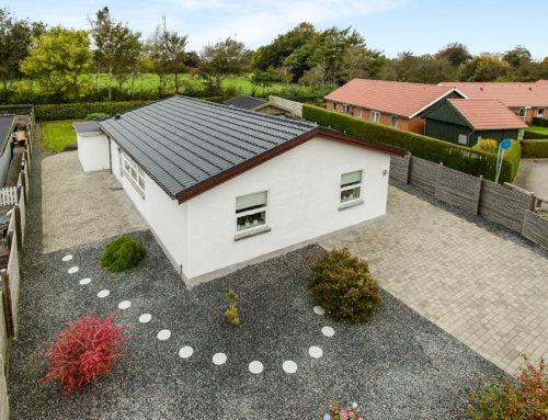 Kæmpe forvandling af villa i Ebberup