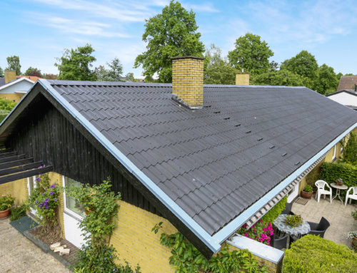 Renovering af Bølgeeternit i Hedehusene