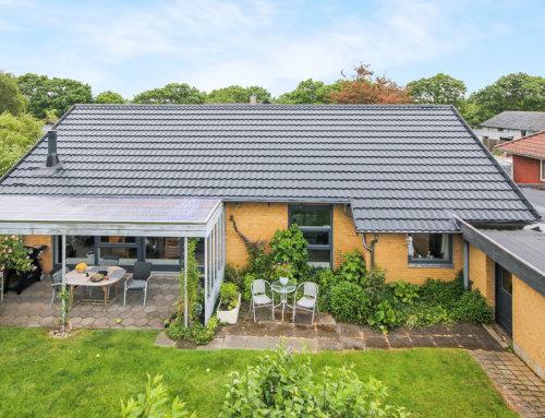 Nyt Decratag på villa i Esbjerg