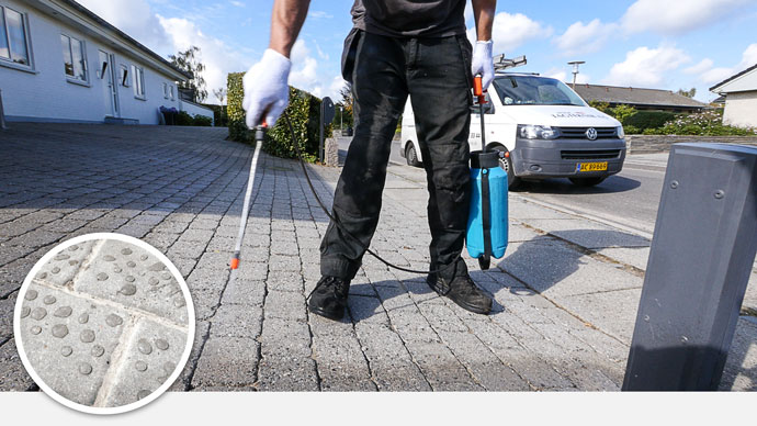 Jydsk Tagteknik fliserens - miljørigtigt og godkendt