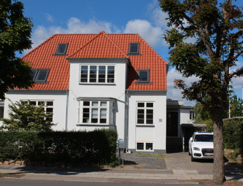 Nyt Tegltag i Aarhus