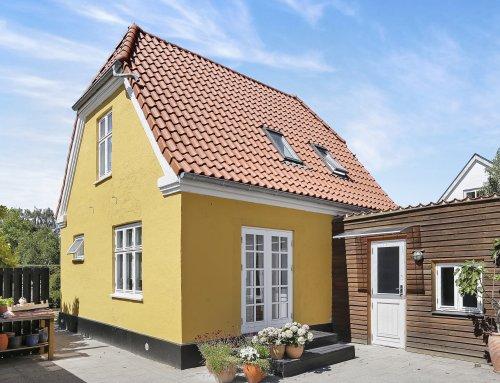 Huset i Taastrup fik lagt nyt tegltag